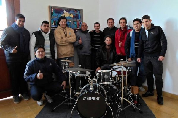 MASTER CLASS (LA RIOJA - ARGENTINA)